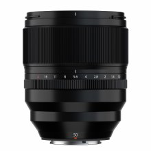 Fujifilm XF  50mm F1 R WR Black Lens