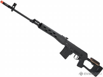 A&K SVD Dragunov BoltAction Sniper Rifle