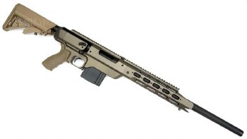 Action Army AAC21 Gas Sniper Rifle - FDE