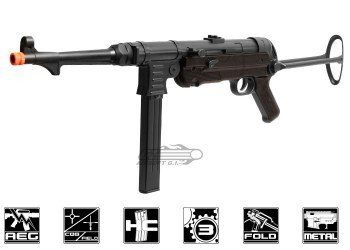 AGM MP007 MP40 WWII AEG