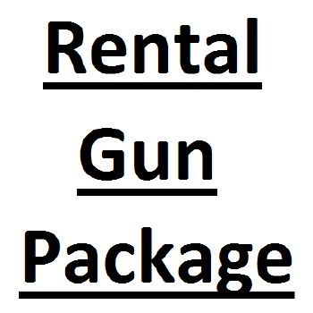 Airsoft Gun Rental