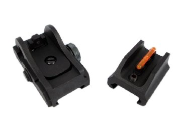 ASG Evo Front & Rear Sights