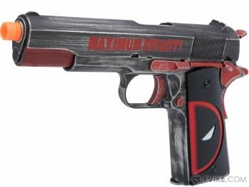 AW Custom Deceased Puddle 1911 Pistol