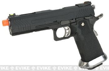 AW Custom Hi-Capa Competition Grade BLK