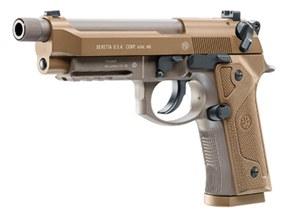 Beretta M9A3 Full-Auto GBB in Tan