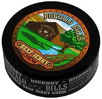 Buffalo Bill Shredded Beef Jerky-Hickory