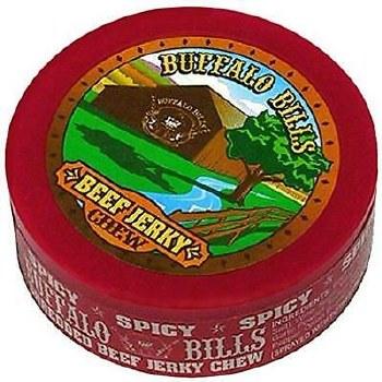 Buffalo Bill Shredded Beef Jerky - Spicy