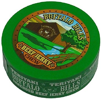 Buffalo Bill Shredderd Beef Jerky-Teriyk