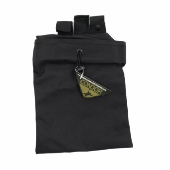 Condor 3-Fold Mag Recovery Pouch - Black
