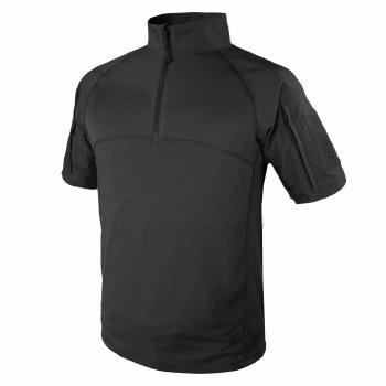 Condor Short Sleeve Combat Shirt BLK -XL