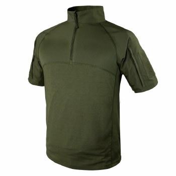 Condor Short Sleeve Combat Shirt OD - M