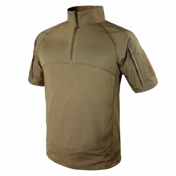 Condor Short Sleeve Combat Shirt TAN - S