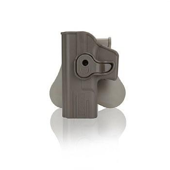 CYTAC Glock 19,23,21 Left Handed Holster