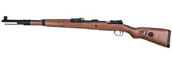 Double Bell WWII Kar 98k Gas & Real Wood