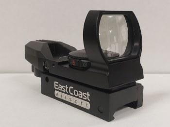 East Coast Airsoft Multi-Retical Reflex Sight - ECA RS1