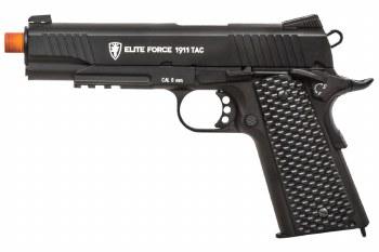 Elite Force 1911 TAC - Black