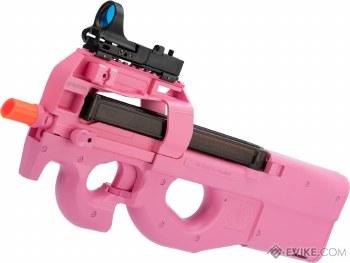 FN Herstal Licensed P90 Full Size - Pink