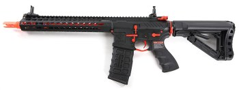G&G CM16 SR-XL Red Edition (COMBO)