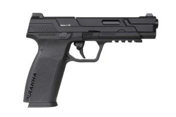 G&G Piranha MK1 Black GBB Pistol