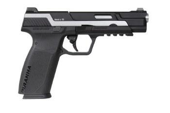 G&G Piranha MK1 Silver GBB Pistol