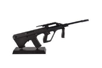 Goat Guns AUG in Black (Dissasembled)