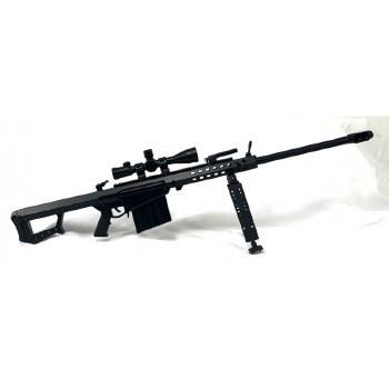 Goat Guns Barrett .50 in Black