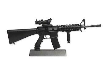 Goat Guns M16 (Dissasembled)