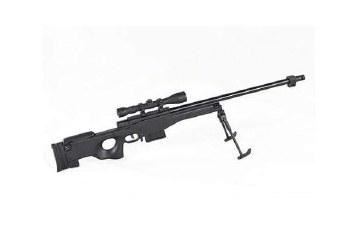 Goat Guns Sniper in Black (Assembled)