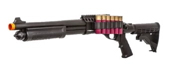 JAG Arms Scattergun TS Series w/ Side Saddle