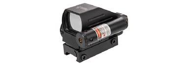 Lancer Tactical Reflex Sight w/ Laser