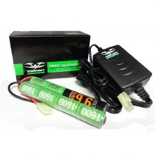 9.6v Battery & Smart Charger Combo