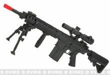 A&K Full Metal SR-25K (Non-Combo)