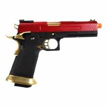 AW Custom Hi-Capa Competition Grade RED