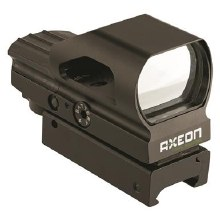 AXEON 2-RS Multi Reticle, Hooded Reflex