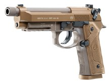 Beretta M9A3 Full-Auto GBB in Tan