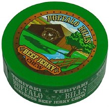 Buffalo Bill Shredderd Beef Jerky-Teriyk