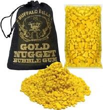 Buffalo Bills Gold Nugget Gum