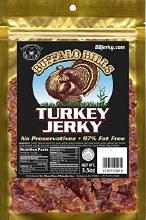 Buffalo Bills Turkey Bacon Jerky