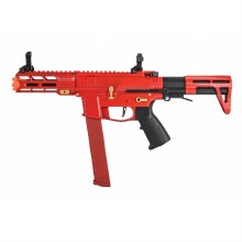 Classic Army Nemesis X9 PDW SMG AEG- Red