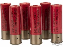 CYMA 30 Round Shotgun Shell (6-Pack)