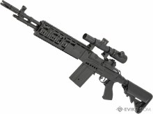 CYMA M14 EBR w/ Crane Stock - Black