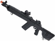 CYMA Socom 16 DMR in Black
