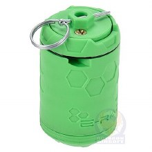E-Raz Gas Powered Impact Grenade - Green