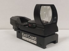 East Coast Airsoft Multi-Retical Reflex Sight - ECA RS1