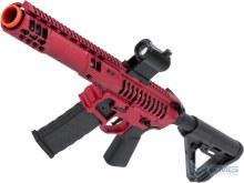 EMG F-1 Firearms PDW Airsoft AEG RD/BK