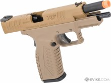 Exclusive Springfield Armory XDM in Tan