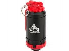 GBR Mechanical BB Frag Grenade - Red