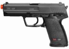 Umarex H&K Licensed USP Full Size Co2 Gas Non-Blowback Airsoft Pistol (Color: Black)