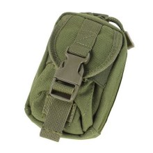 I POUCH OLIVE DRAB
