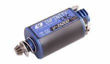 Infinity CNC 35000 Motor - Short Axle